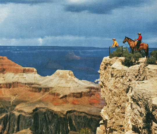 The USA in Color - The West, 1956