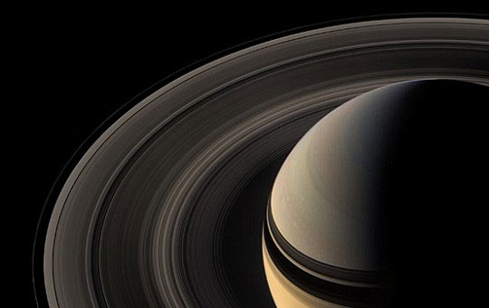 Saturn Up Close