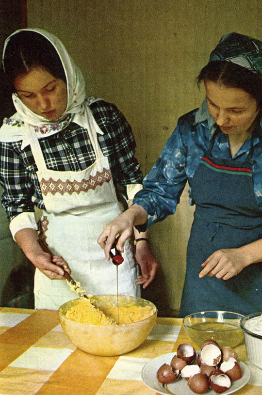 Russian Cooking