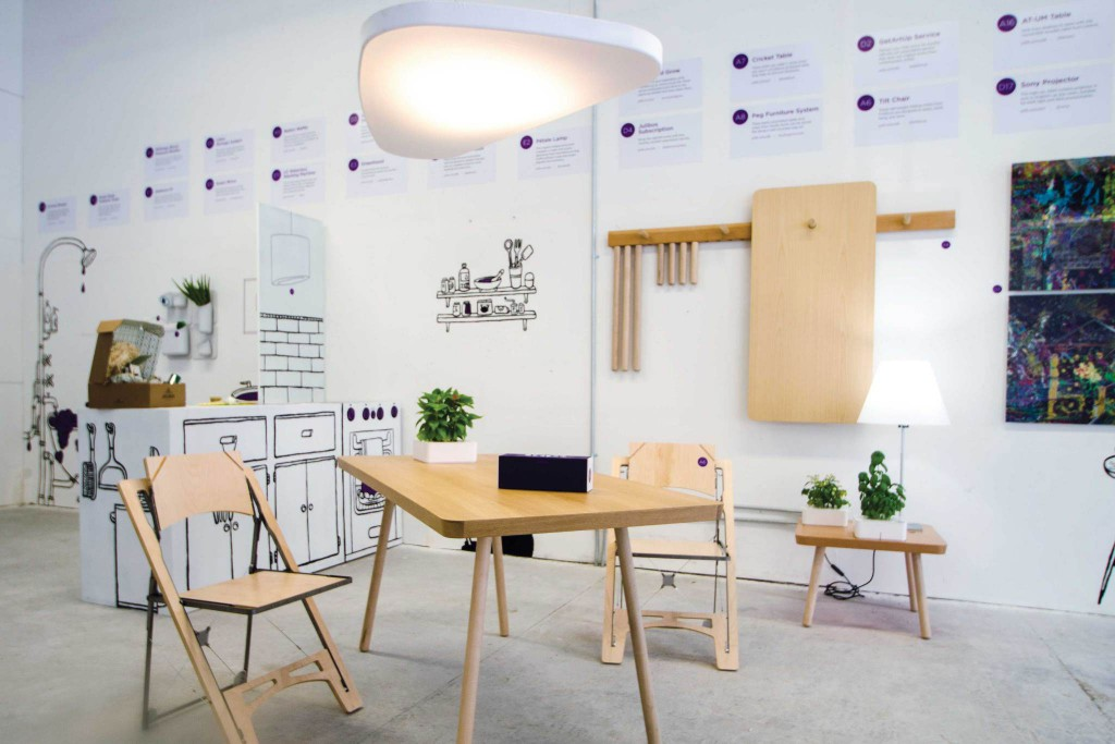 PSFK Future of Home Living - Exhibit