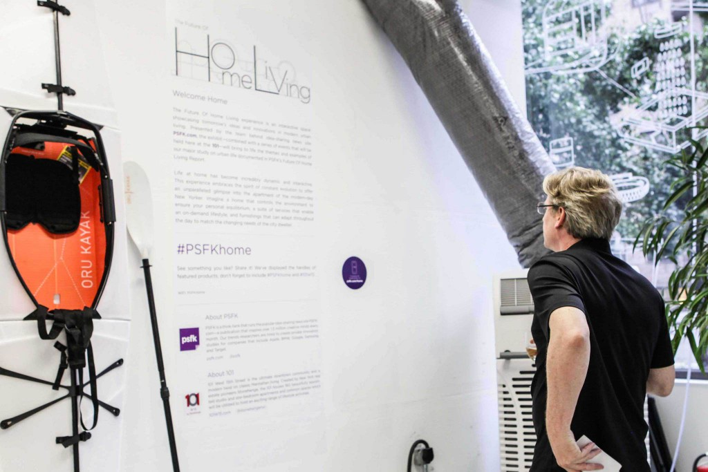 PSFK Future of Home Living - Walll