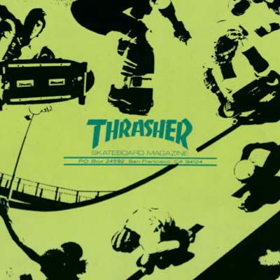 Thrasher Feature