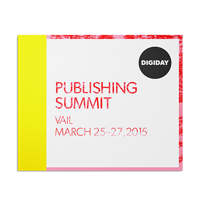 Digiday Summit Agenda Thumbnail
